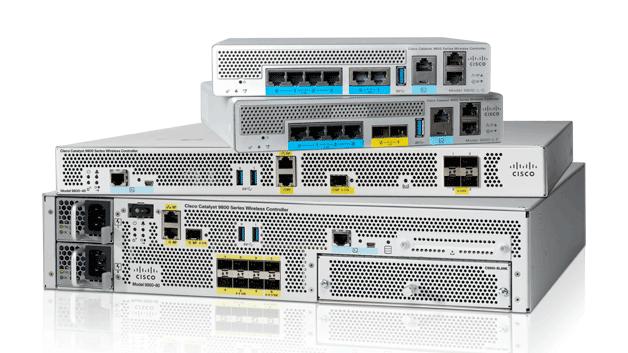 Cisco Catalyst 9800 Series Wireless Controllers - Cisco
