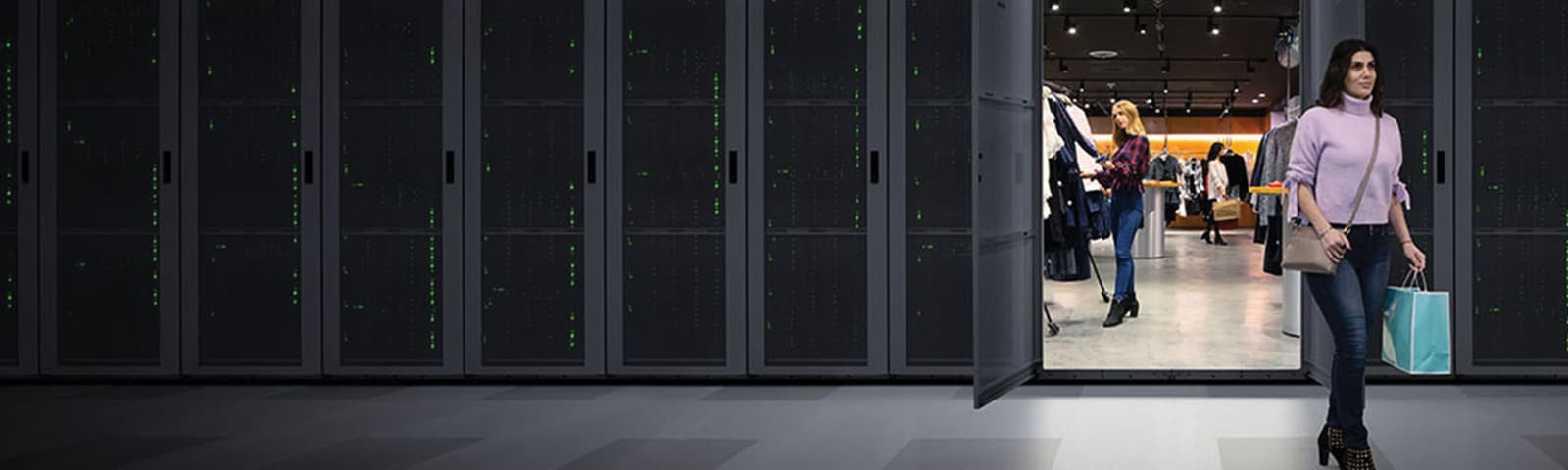 Data Center Anywhere