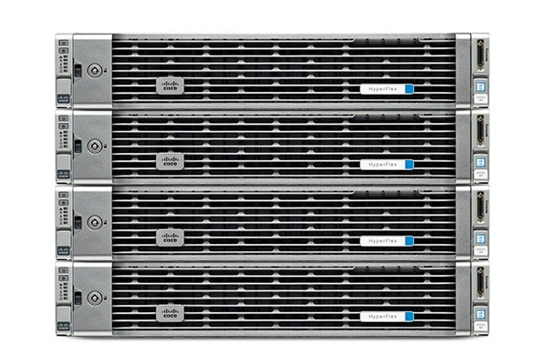 Cisco HyperFlex HX240c M4 Node