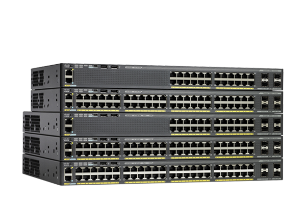 Catalyst 2960-X Series Switches
