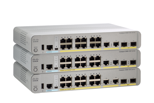 Catalyst 3560-CX Series Switches