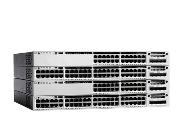 Catalyst 3850 Series Switches