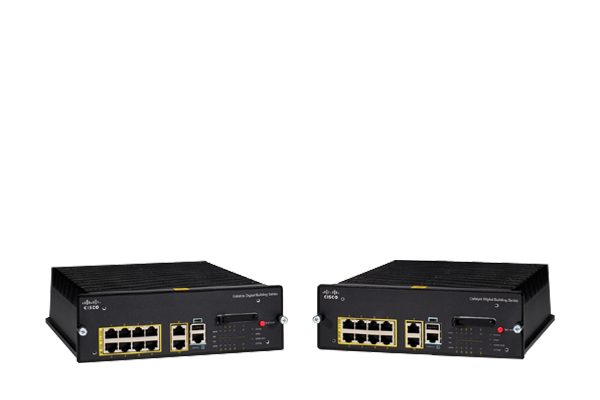 Catalyst Digital Building Series Switches