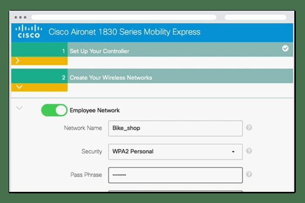 Wireless LAN Controller - Series Comparison - Cisco