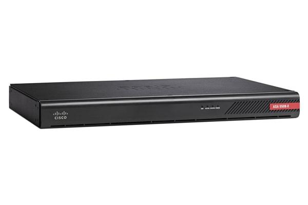 Cisco ASA 5500-X Series with FirePOWER Services - Cisco