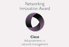 Cisco Network Innovations Win Award