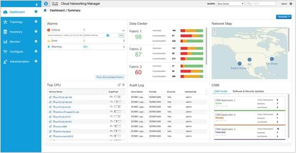 Cisco Data Center Network Manager 10 Data Sheet - Cisco