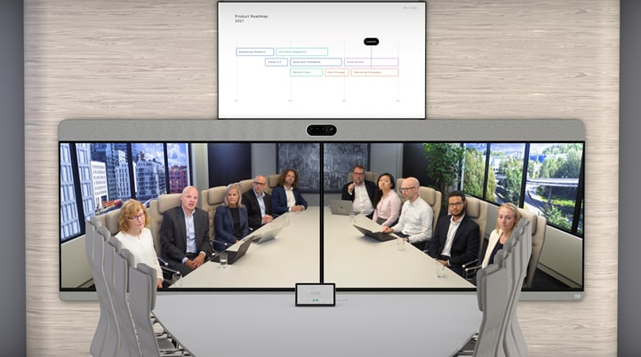 Collaboration Room Endpoints - Cisco Webex Room Panorama Data ...