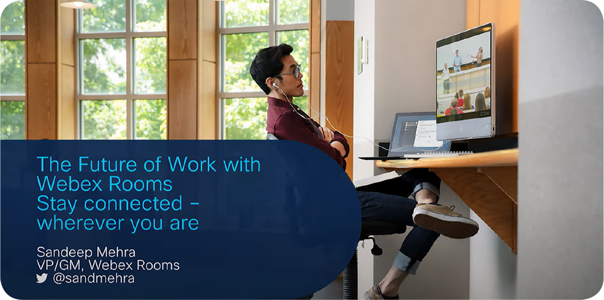 The Future of with Webex Rooms