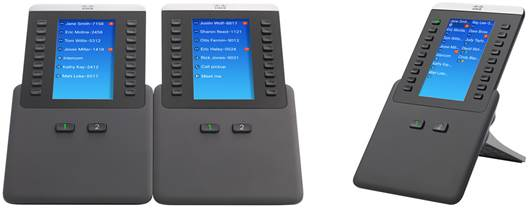 Cisco IP Phone 8800 Key Expansion Module Data Sheet - Cisco