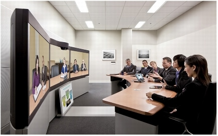 Implementing telepresence seems to have other, less ...