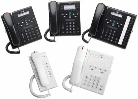 IP Phone Charcoal complete Cisco CP-6941-CL-K9