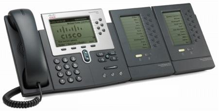 Cisco Unified IP Phone Expansion Module 7915 - Cisco