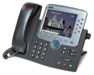 Cisco Unified IP Phone 7970G - Cisco