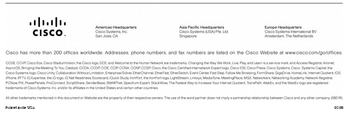 Cisco Ip phone 7961 operating manual