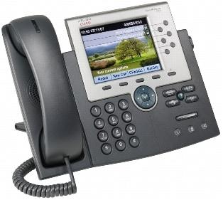 Cisco Unified IP Phone 7965G - Cisco