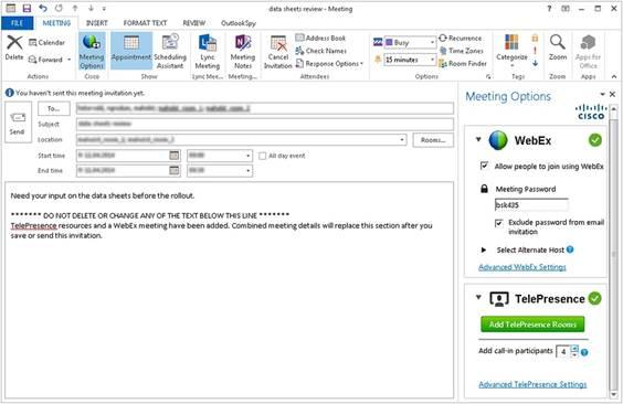 ... Management Suite Extension for Microsoft Exchange Data Sheet - Cisco