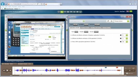 Cisco Unified Workforce Optimization for Cisco Unified Contact ...