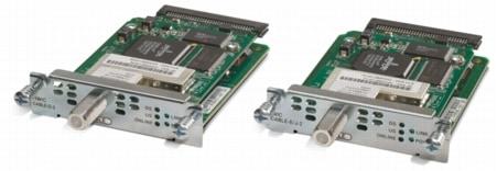 Cisco HWIC-CABLE D-2 V01 Port DOCSIS 2.0 Cable Modem Module