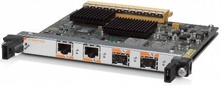 Cisco SPA-5X1GE-V2 Cisco 5-Port Gigabit Ethernet Shared Port Adapter • Minor Dmg
