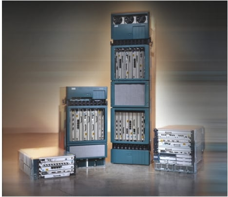 Cisco xr 12000 And 12000