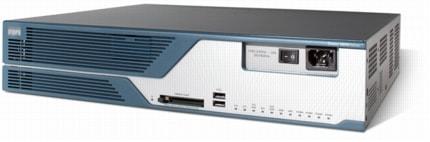 Service Router Cisco Cisco 3825 Integrated Services