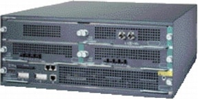 The Cisco 7304 provides numerous connectivity options, from DS0 to Gigabit  Ethernet and OC-48/STM-16, in an architecture engineered for high  availability ...