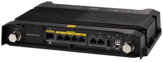 Cisco IR829 Industrial Integrated Services Routers Data