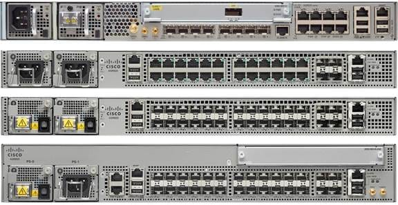 Cisco ASR 920 Series Aggregation Services Routers: High-Port-Density
