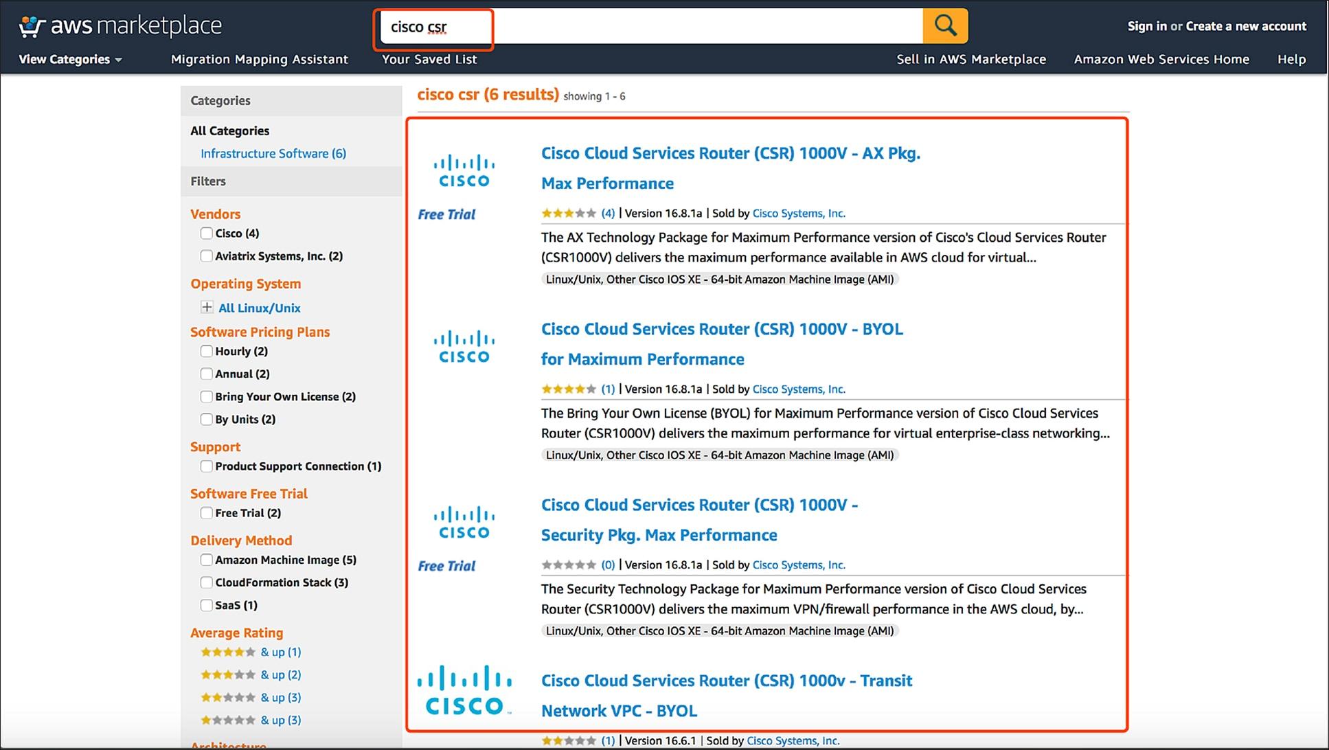 Cisco Cloud Services Router 1000V FAQ - Cisco