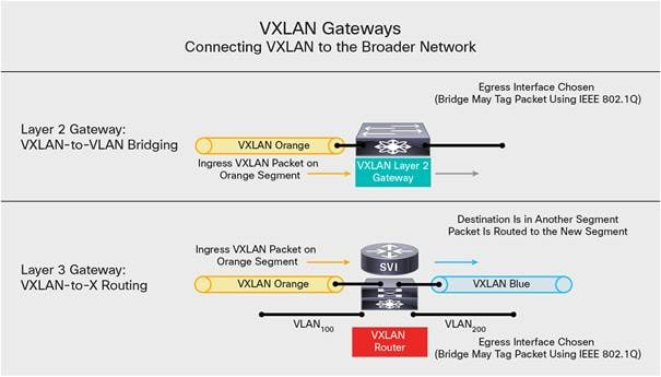 Flexible Workload Mobility and Server Placement with VXLAN