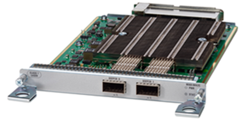Cisco NCS 560 Series Router Interface Module – 2 x 100GE (QSFP28)