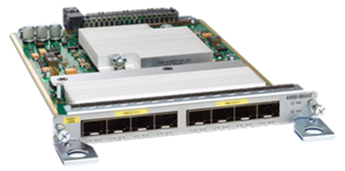 Cisco NCS 560 Series Router Interface Module – 8 x 10GE (SFP+)
