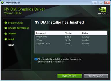 DRIVER TYPE DOWNLOAD NVIDIA