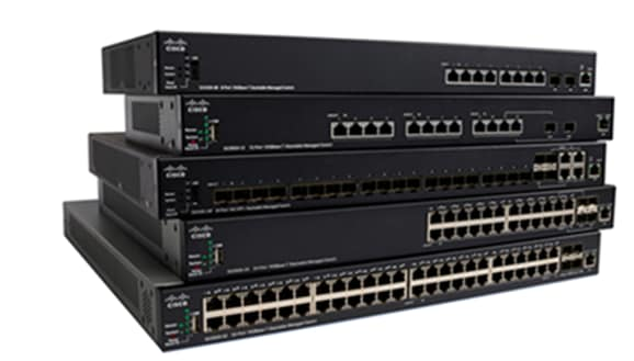 Cisco 350X Series Stackable Managed Switches Data Sheet - Cisco