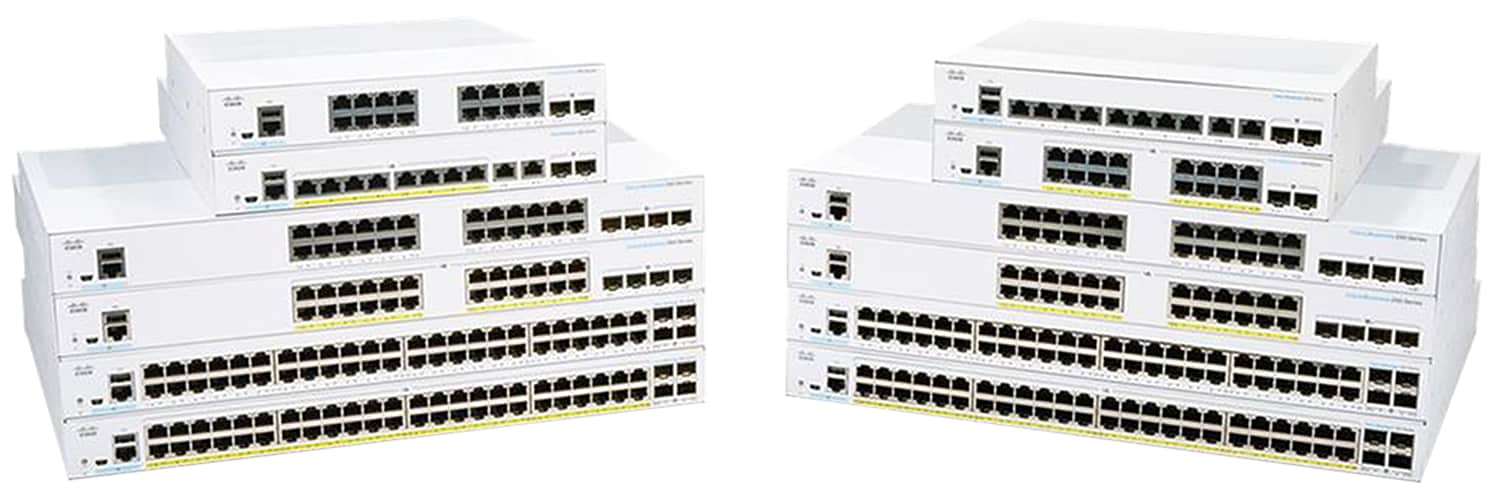 Cisco Business 350 Series Managed Switches Data Sheet - Cisco