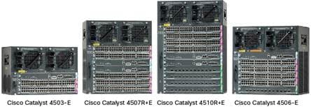 Cisco Switches, LAN, Enterprise Switches - Cisco