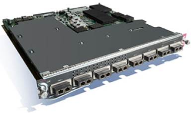 Cisco Catalyst 6900 Series Ethernet Interface Module for