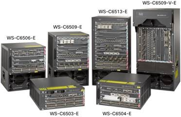 Cisco Catalyst 6500-E Series Chassis Data Sheet - Cisco