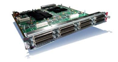 Cisco Catalyst 6500 Series 10/100- & 10/100/1000-MBPS Ethernet