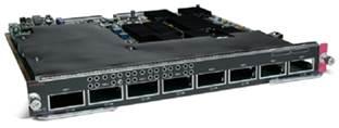 REQ. X2 CISCO WS-X6708-10G-3C= C6K 8PORT 10GB ETHERNET MODULE WITH DFC3C