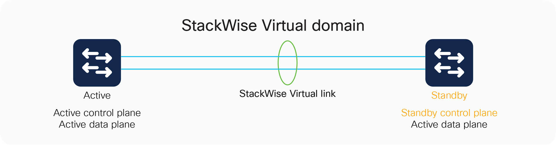 Components of StackWise Virtual