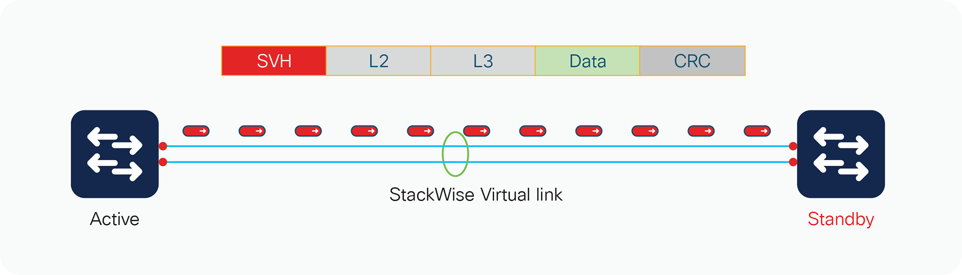 Products - Cisco Catalyst 9000 Platform StackWise Virtual White ...