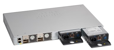 Cisco Catalyst 9200 Series Switch dual redundant power supplies_A