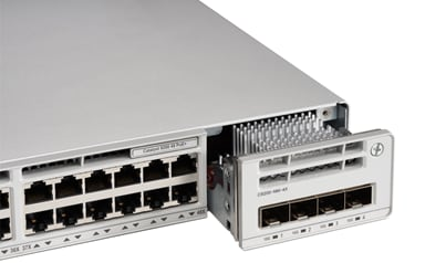 Cisco Catalyst 9200 Series Switch dual redundant power supplies_B