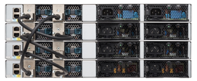 Cisco Catalyst 9200 Series Switch stacked units