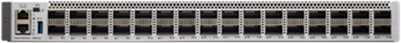 C9500-32QC: Cisco Catalyst 9500 Series high-performance switch with 32x 40 or 16x100 Gigabit Ethernet