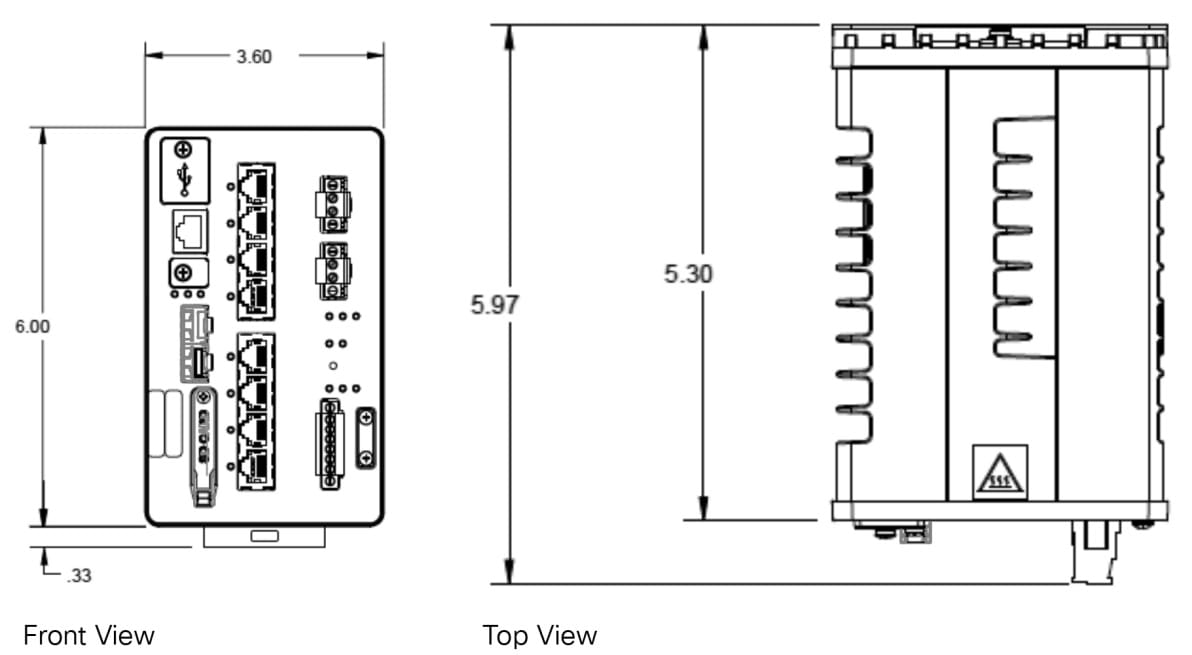Cisco Catalyst IE3200 Rugged Series Data Sheet - Cisco