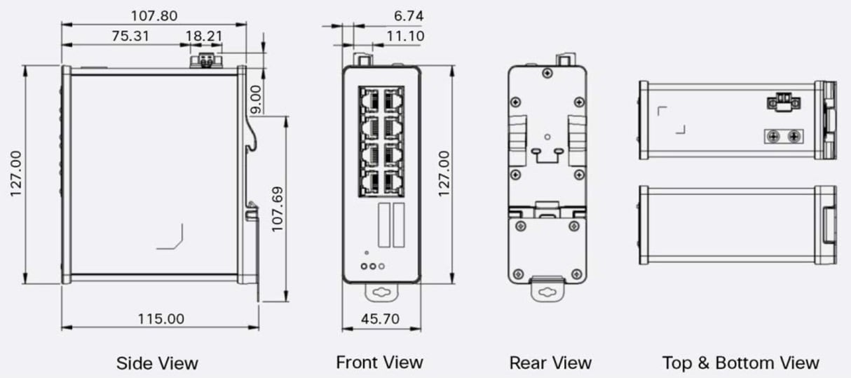 Cisco Industrial Ethernet 1000 Series Switches Data Sheet - Cisco