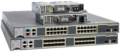 Cisco Me 3600x Series Ethernet Access Switches Data Sheet